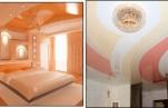 Потолки - сравнение разных видов отделки.