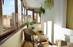Тёплый балкон и проверенные люди