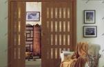 Двери-гармошки: плюсы и минусы.