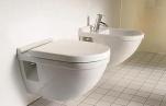 Современный подвесной унитаз и инсталяция - удобство и комфорт в туалете