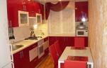 Как лучше расставить мебель в кухне