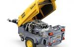 Использование передвижных дизель генераторов