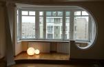 Как объединить комнату с балконом