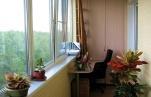 Утепление балкона и установка пластиковых окон