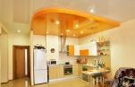 Натяжные потолки – отличное решение для кухни