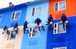 Краска для фасадных работ: тонкости выбора